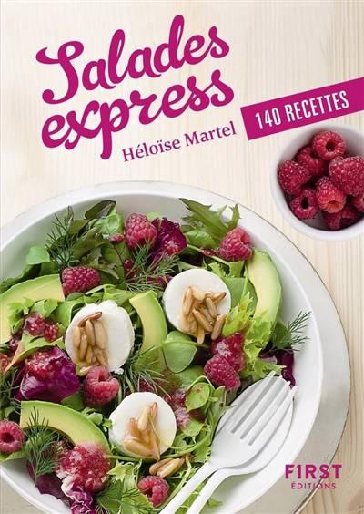 Salades Express ; 140 Recettes