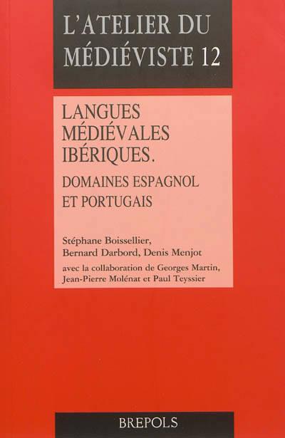 Langues Ibériques Médiévales