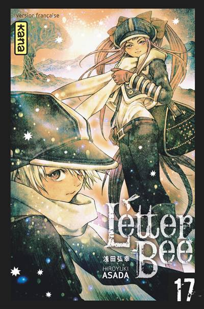 Letter Bee T.17