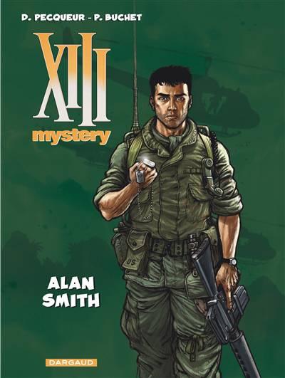 Xiii Mystery T.12 ; Alan Smith