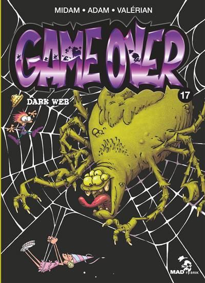 Game Over T.17 ; Dark Web