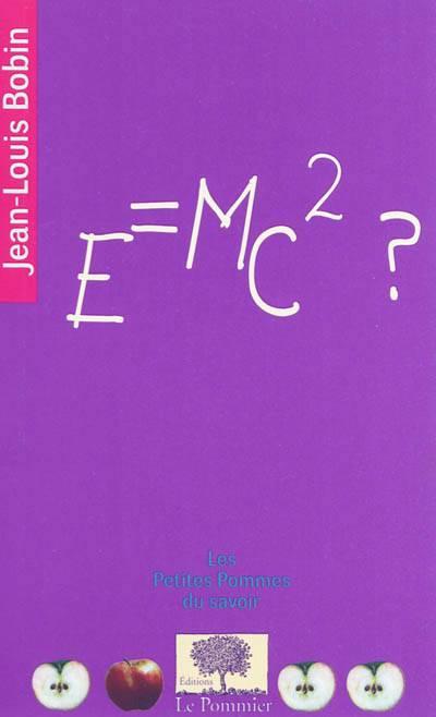 E=mc2 ?