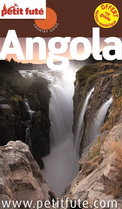 Guide Petit Fute ; Country Guide ; Angola (édition 2015)