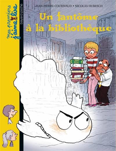 Un Fantôme à La Bibliothèque