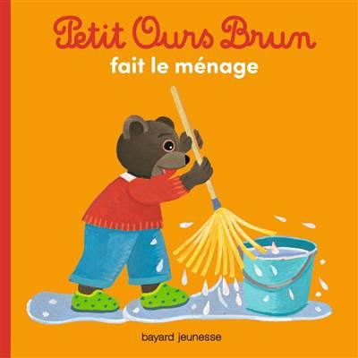 Petit Ours Brun Fait Le Ménage