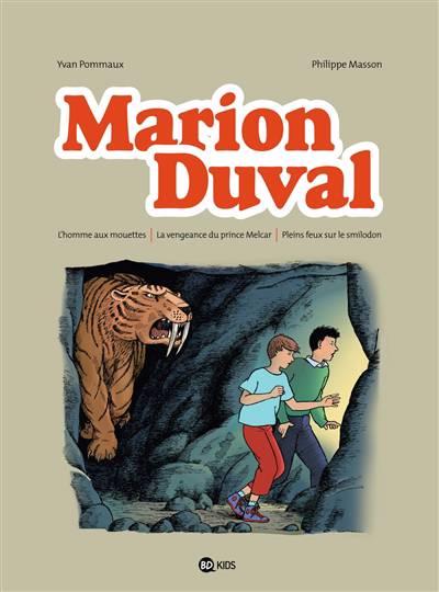 Marion Duval ; Integrale Vol.3 ; T.7 A T.9
