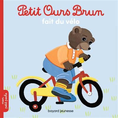 Petit Ours Brun Fait Du Vélo