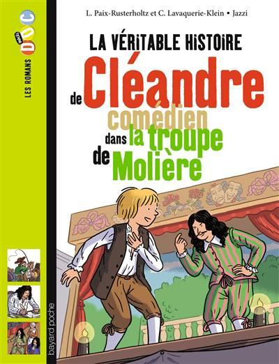 Cléandre, Jeune Comédien De La Troupe De Molière