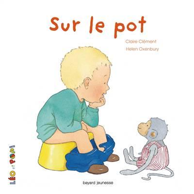 Leo Et Popi ; Sur Le Pot