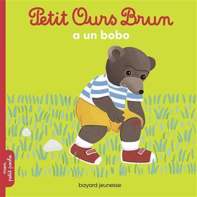Petit Ours Brun A Un Bobo