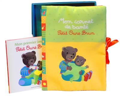 Le Carnet De Santé De Petit Ours Brun