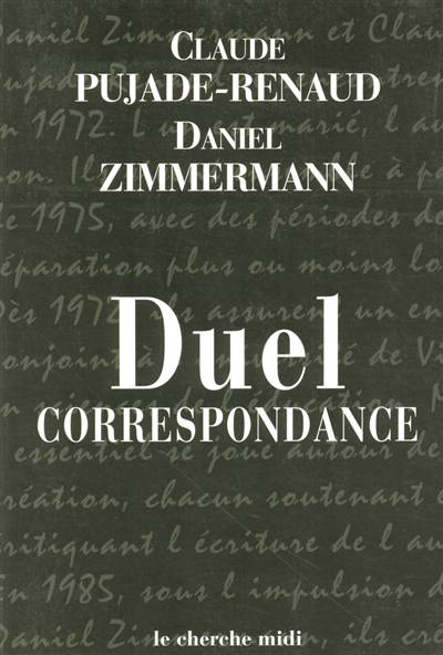 Duel Correspondance