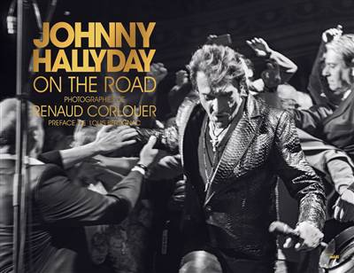 Johnny Hallyday ; On The Road