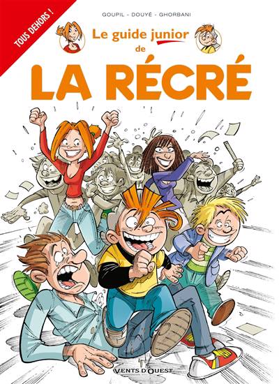 Guide Junior T.17 ; La Récré