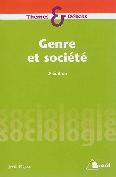 Genre Et Société