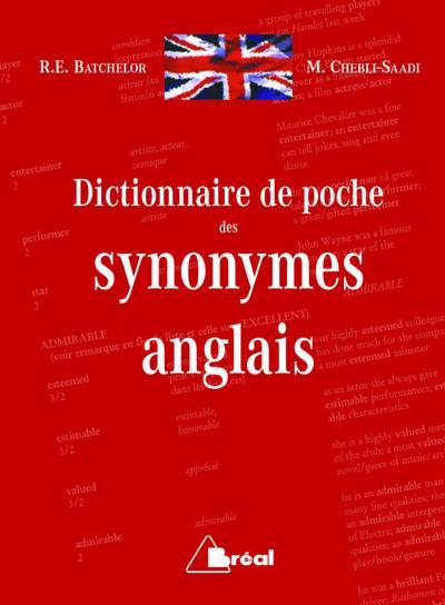 Dictionnaire Des Synonymes Anglais