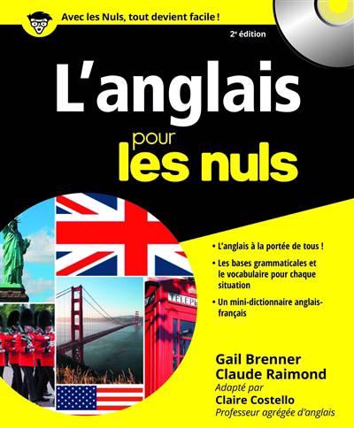 Anglais Pour Les Nuls (2e édition)