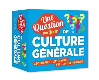Une Question De Culture Générale Par Jour (édition 2019)