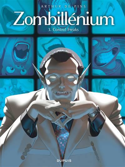 Zombillénium T.3 ; Control Freaks