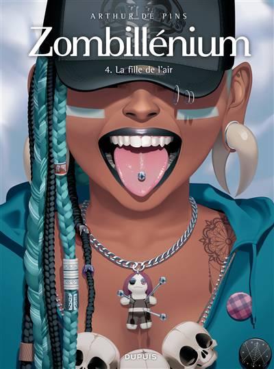 Zombillenium - Zombillenium - Tome 4 - La Fille De L'air