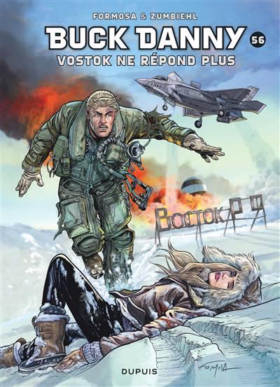 Buck Danny - Tome 56 - Vostok Ne Repond Plus...