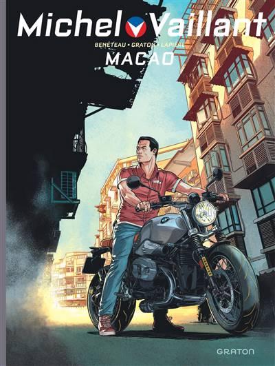 Michel Vaillant : nouvelle saison, Vol. 7. Macao