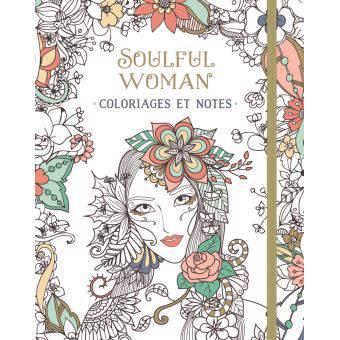 Coloriages Et Notes - Soulful Woman
