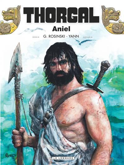 Thorgal T.36 ; Aniel