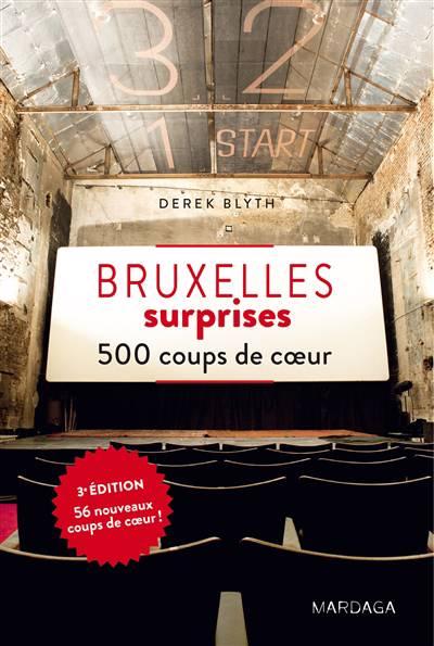 Bruxelles Surprises 500 Coups De Coeur - 2015