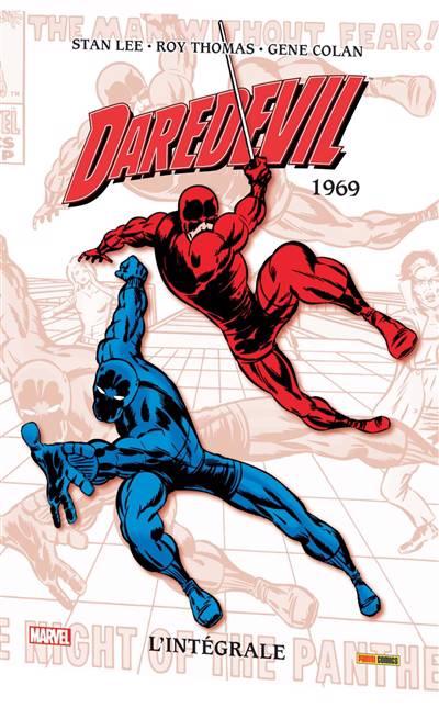 Daredevil ; Integrale Vol.5 ; 1969