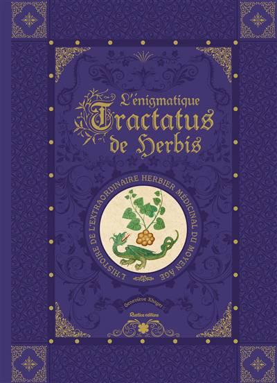 bf989c381731ee L énigmatique Tractatus De Herbis   Santé   Bien Être   Vie Pratique ...