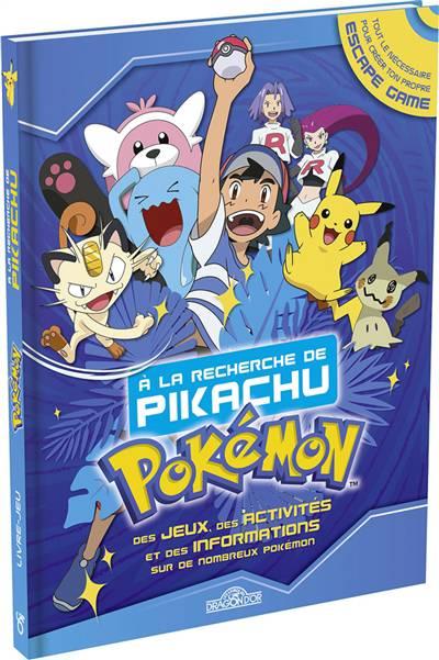Pokemon - A La Recherche De Pikachu