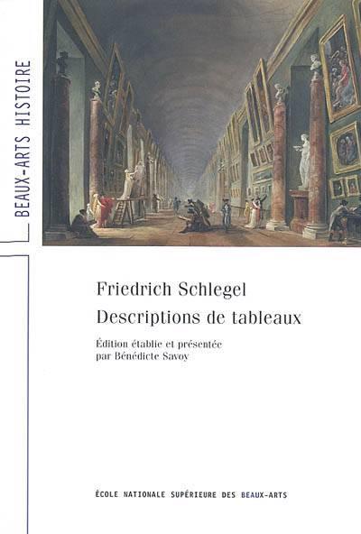 Descriptions De Tableaux