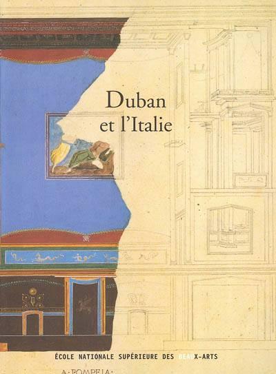 Duban Et L'italie