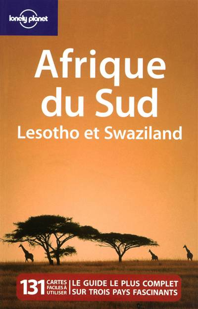 Afrique Du Sud ; Lesotho Et Swaziland