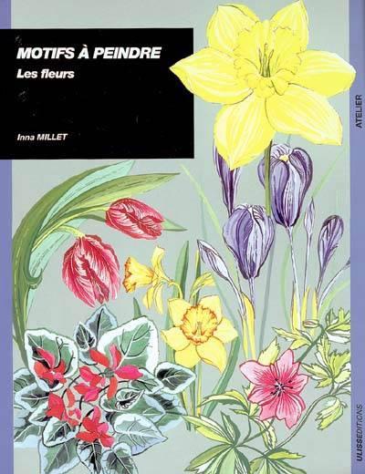 Fleurs Creation De Motifs Pour Tous Supports Standaard Boekhandel