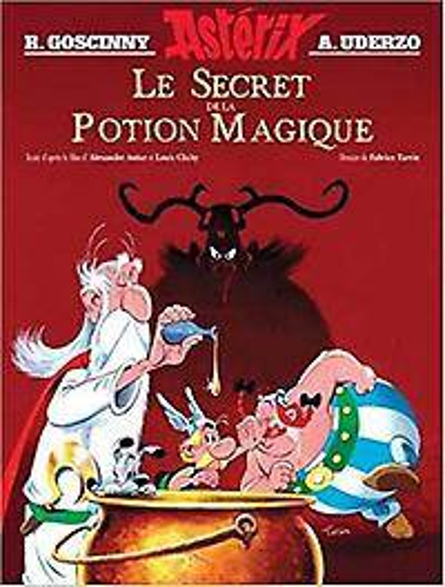 Astérix ; Le Secret De La Potion Magique
