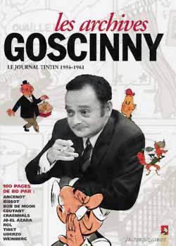 Les Archives Goscinny T.1; Le Journal De Tintin 1956-1961