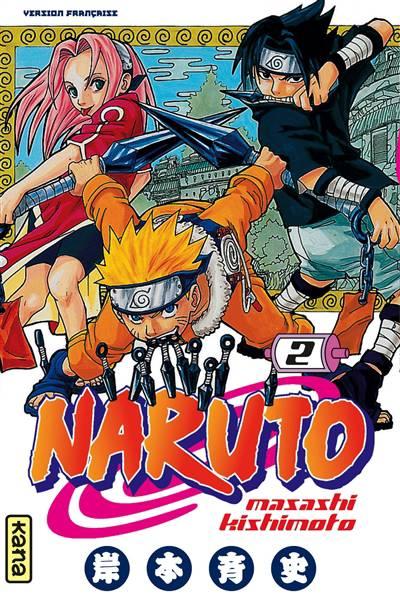 Naruto T.2