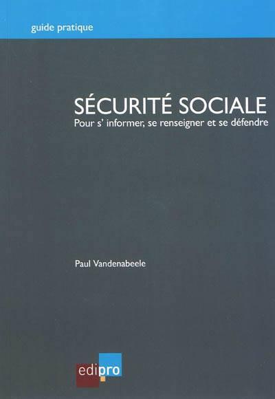 Sécurité Sociale Pour S'informer