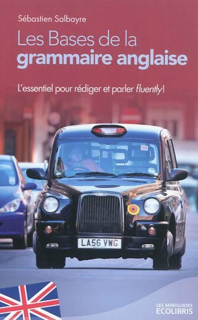 Les Bases De La Grammaire Anglaise