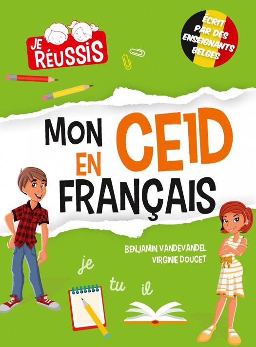 Je Reussis Mon Ce1d En Francais