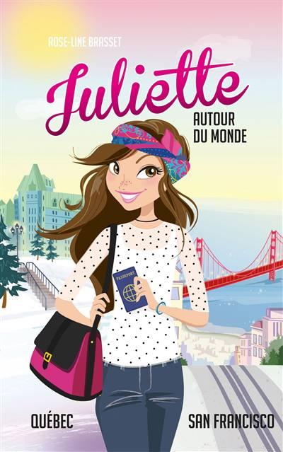 Juliette Autour Du Monde ; Coffret Vol.3 ; Juliette Au Québec ; Juliette à San Fransisco
