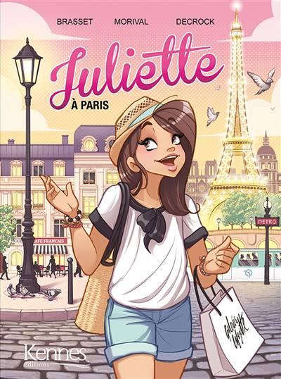Juliette T.2 ; Juliette à Paris