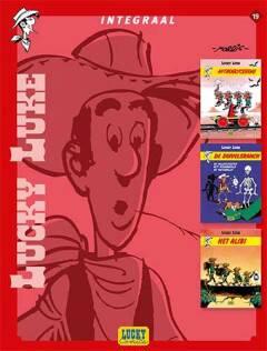 Lucky Luke - Integraal T19 Lucky Luke Integraal Deel 19