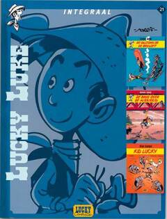 Lucky Luke - Integraal T21 Lucky Luke Integraal Deel 21