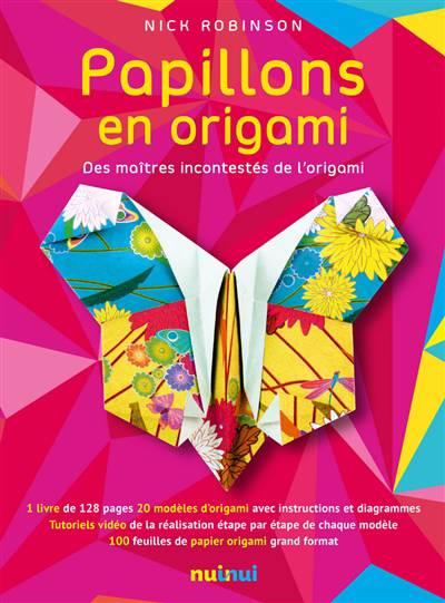 Papillons En Origami Standaard Boekhandel