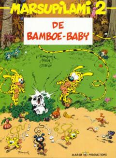 Marsupilami T2 De Bamboe-baby