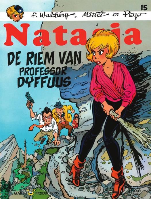 Natasja (marsu) T15 De Riem Van Professor Dyffuus