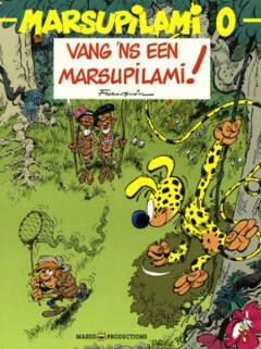 Marsupilami Vang 'ns Een Marsupilami !